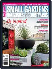 Small Gardens, Balconies & Courtyards Magazine (Digital) Subscription April 22nd, 2014 Issue