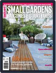 Small Gardens, Balconies & Courtyards Magazine (Digital) Subscription April 16th, 2013 Issue
