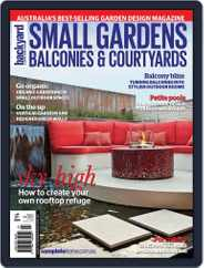 Small Gardens, Balconies & Courtyards Magazine (Digital) Subscription May 1st, 2012 Issue