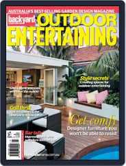 Outdoor Entertaining Magazine (Digital) Subscription December 10th, 2014 Issue