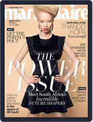 Marie Claire South Africa (Digital) Subscription August 1st, 2017 Issue