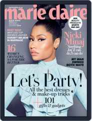Marie Claire South Africa (Digital) Subscription December 1st, 2016 Issue