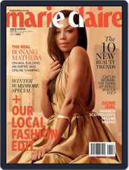 Marie Claire South Africa (Digital) Subscription June 20th, 2016 Issue