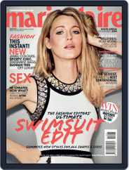 Marie Claire South Africa (Digital) Subscription November 1st, 2014 Issue