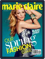 Marie Claire South Africa (Digital) Subscription August 19th, 2012 Issue