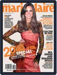 Marie Claire South Africa (Digital) Subscription July 15th, 2012 Issue