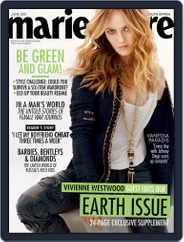 Marie Claire South Africa (Digital) Subscription May 24th, 2011 Issue