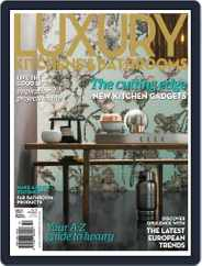Luxury Kitchens & Bathrooms Magazine (Digital) Subscription August 19th, 2011 Issue