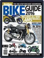 Road Rider Bike Guide Magazine (Digital) Subscription May 1st, 2016 Issue