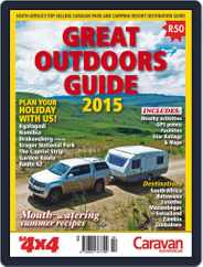 The Great Outdoors Guide Magazine (Digital) Subscription December 31st, 2014 Issue
