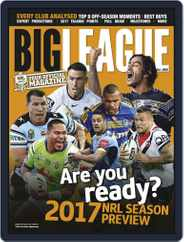 Big League: NRL Season Preview Magazine (Digital) Subscription February 1st, 2017 Issue