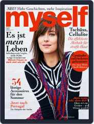 myself Magazin Deutschland (Digital) Subscription June 1st, 2017 Issue