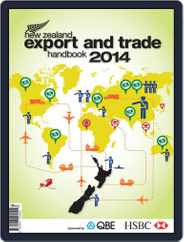 Nz Export And Trade Handbook Magazine (Digital) Subscription February 20th, 2014 Issue