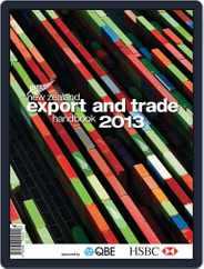 Nz Export And Trade Handbook Magazine (Digital) Subscription February 3rd, 2013 Issue