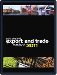 Nz Export And Trade Handbook Magazine (Digital) Subscription February 10th, 2011 Issue