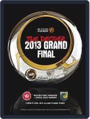 Hyundai A-league 2015 Grand Final Guide Magazine (Digital) Subscription April 19th, 2013 Issue