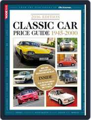 Classic Car Price Guide Magazine (Digital) Subscription July 27th, 2016 Issue