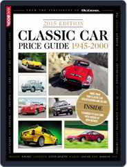Classic Car Price Guide Magazine (Digital) Subscription May 8th, 2015 Issue