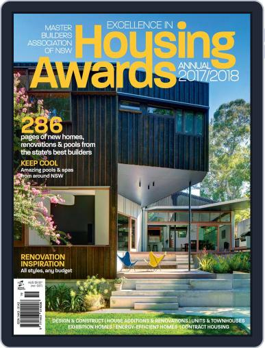Mba Housing Awards Annual December 27th, 2017 Digital Back Issue Cover