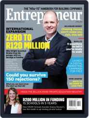 Entrepreneur Magazine South Africa (Digital) Subscription April 1st, 2018 Issue