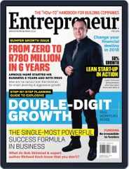 Entrepreneur Magazine South Africa (Digital) Subscription February 1st, 2018 Issue