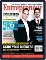 Entrepreneur Magazine South Africa (Digital) Subscription December 1st, 2017 Issue