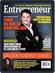 Entrepreneur Magazine South Africa (Digital) Subscription November 1st, 2017 Issue