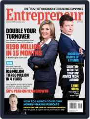 Entrepreneur Magazine South Africa (Digital) Subscription September 1st, 2017 Issue