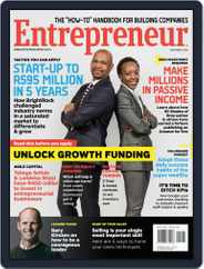 Entrepreneur Magazine South Africa (Digital) Subscription November 1st, 2016 Issue