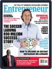 Entrepreneur Magazine South Africa (Digital) Subscription September 1st, 2016 Issue