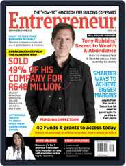 Entrepreneur Magazine South Africa (Digital) Subscription August 1st, 2016 Issue