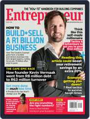 Entrepreneur Magazine South Africa (Digital) Subscription March 1st, 2016 Issue