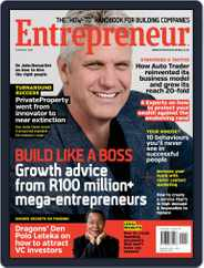 Entrepreneur Magazine South Africa (Digital) Subscription February 1st, 2016 Issue