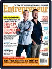 Entrepreneur Magazine South Africa (Digital) Subscription December 1st, 2015 Issue