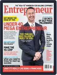 Entrepreneur Magazine South Africa (Digital) Subscription August 1st, 2015 Issue