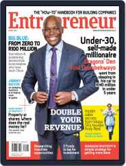 Entrepreneur Magazine South Africa (Digital) Subscription March 1st, 2015 Issue