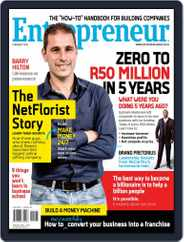 Entrepreneur Magazine South Africa (Digital) Subscription February 1st, 2015 Issue