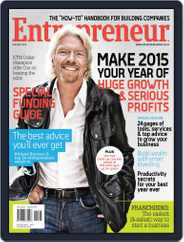 Entrepreneur Magazine South Africa (Digital) Subscription January 1st, 2015 Issue