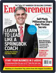 Entrepreneur Magazine South Africa (Digital) Subscription December 1st, 2014 Issue