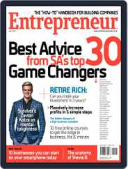Entrepreneur Magazine South Africa (Digital) Subscription July 2nd, 2014 Issue