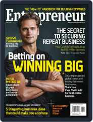Entrepreneur Magazine South Africa (Digital) Subscription May 31st, 2014 Issue
