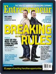 Entrepreneur Magazine South Africa (Digital) Subscription March 3rd, 2014 Issue