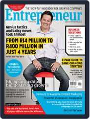 Entrepreneur Magazine South Africa (Digital) Subscription September 30th, 2013 Issue