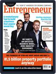 Entrepreneur Magazine South Africa (Digital) Subscription July 1st, 2013 Issue