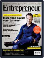 Entrepreneur Magazine South Africa (Digital) Subscription April 2nd, 2013 Issue