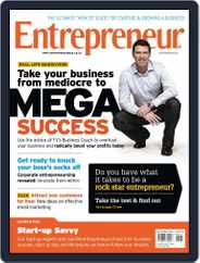 Entrepreneur Magazine South Africa (Digital) Subscription August 31st, 2012 Issue