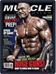 Muscle Evolution (Digital) Subscription May 1st, 2018 Issue