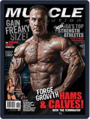 Muscle Evolution (Digital) Subscription September 1st, 2017 Issue