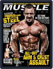 Muscle Evolution (Digital) Subscription April 25th, 2016 Issue