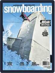 Australian NZ Snowboarding (Digital) Subscription June 1st, 2017 Issue